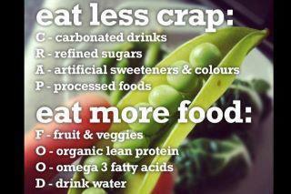 eatlesscrap
