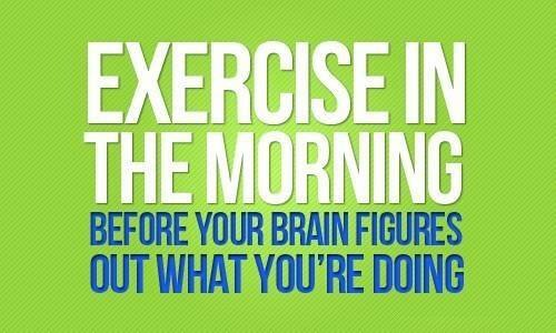 exerciseinthemorning