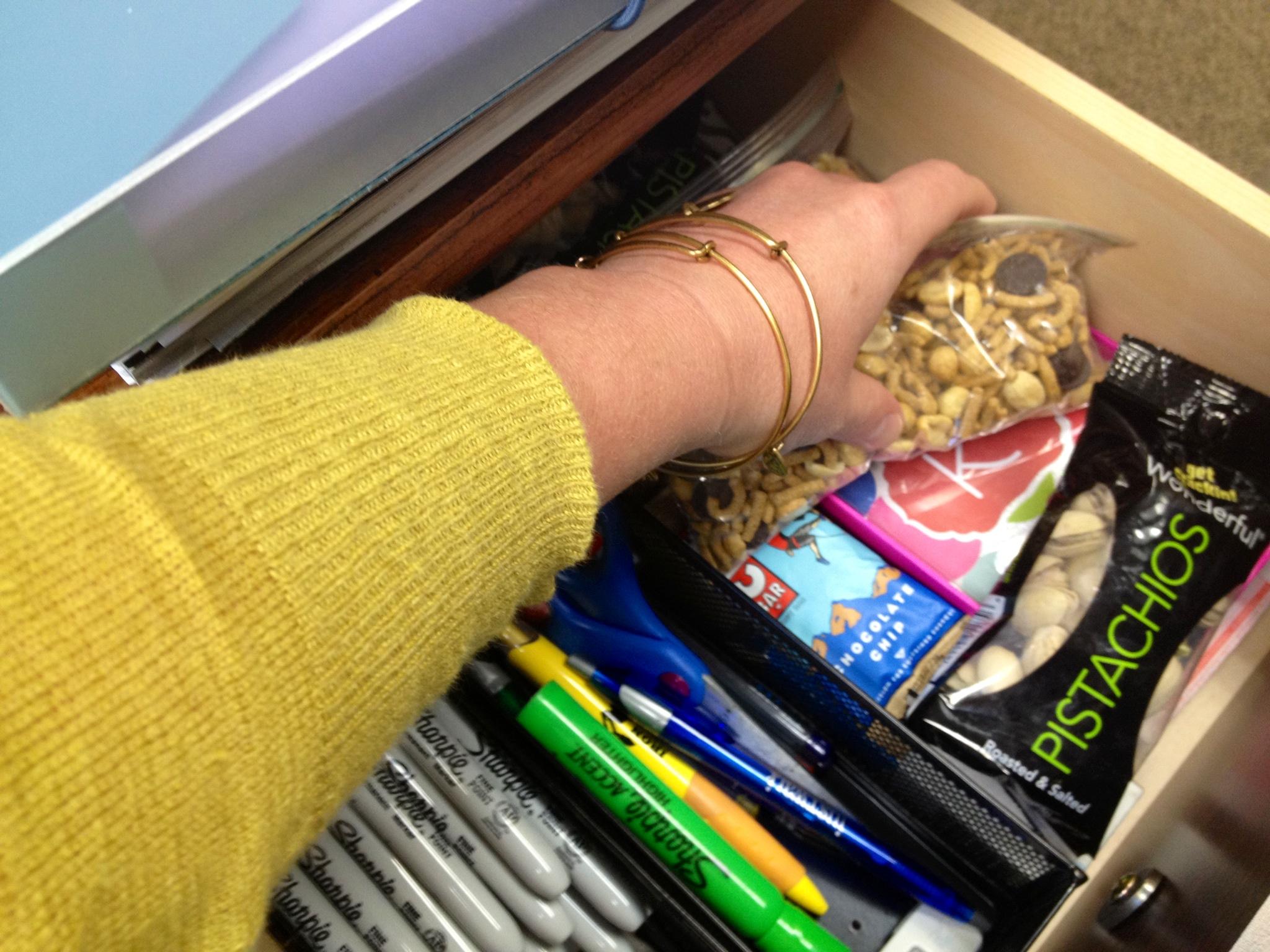 No Junk Food Pack Healthy Snacks In Your Car Office Desk Gym Bag